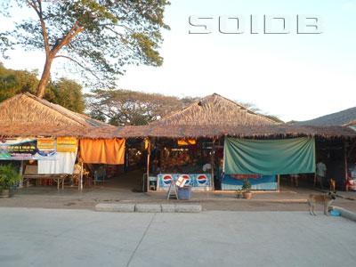 バンペー・スーパー市場の写真