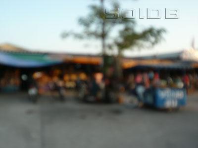 テッサバーン市場の写真