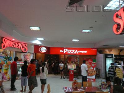 ザ・ピザ・カンパニー - レームトン・ラヨーンの写真