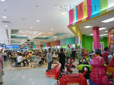 Food Court - Tesco Lotus Rayong