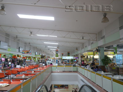 A photo of Food Court - Big C Rayong