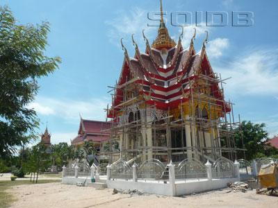A photo of Wat Klong Sai