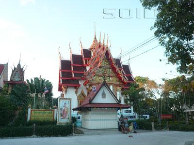 A photo of Wat Phetra Sukharom