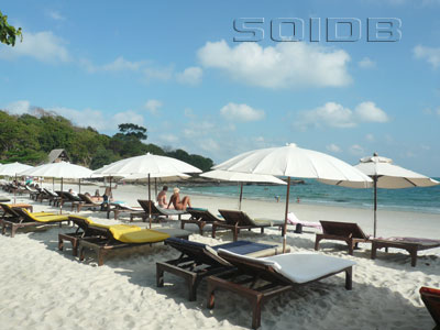 A photo of Le Blanc Samed Resort