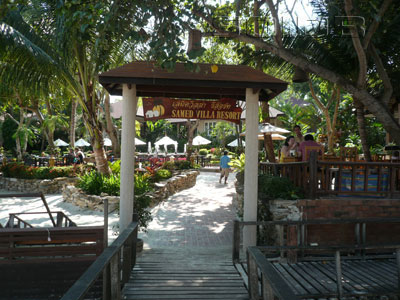 A photo of Samed Villa Resort