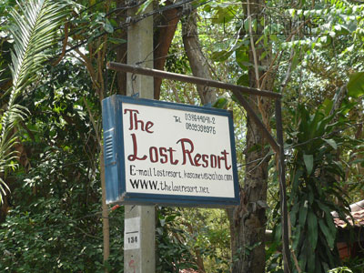 A photo of The Lost Resort