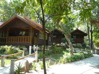 A photo of Vongdeuan Resort