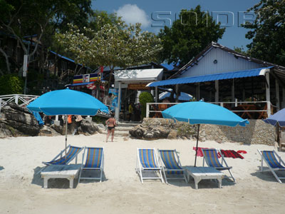 A photo of Sangthian Beach Resort