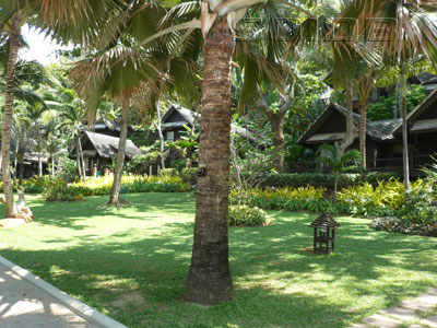 A photo of Ao Prao Resort