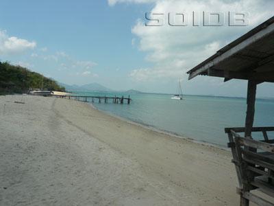 A photo of Pier - Mooban Talay Resort