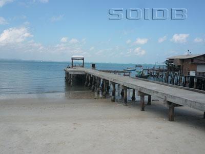 A photo of Pier - Samed Cliff Resort