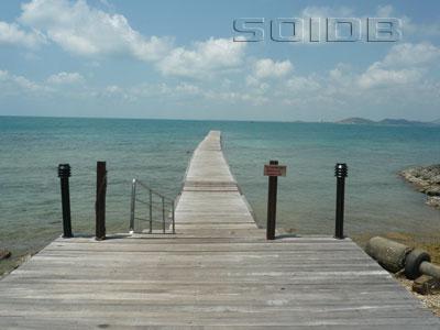 A photo of Pier - Paradee