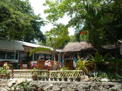 ゲッコーバー&レストラン・インターネットカフェの写真
