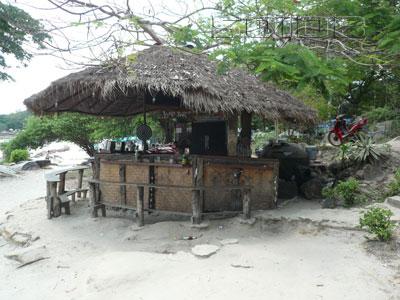 A photo of Lamp Bar