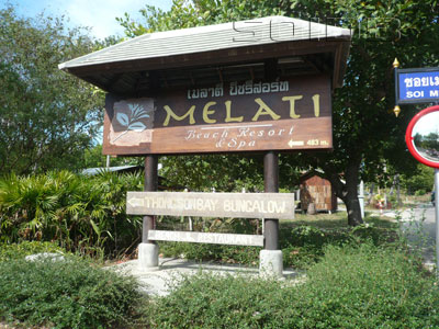 A photo of Melati Beach Resort & Spa
