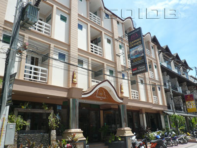 A photo of Samui Ocean Hotel