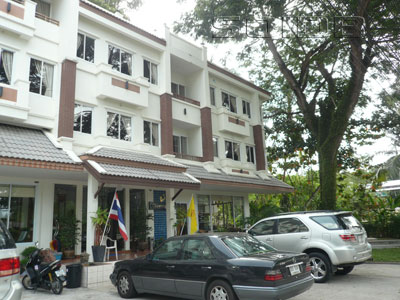 A photo of Chaweng Tara Hotel