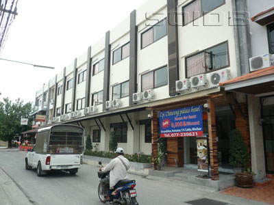 チャウエン・パレス・ホテルの写真