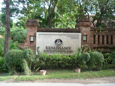 A photo of Renaissance koh Samui Resort & Spa