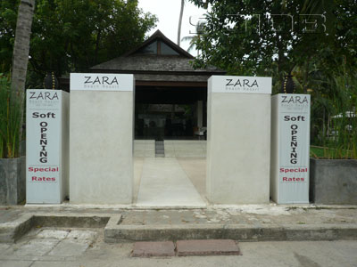 A photo of Zara Beach Resort