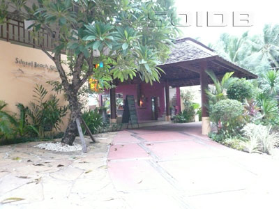 A photo of The Sunset Beach Resort & Spa Taling Ngam