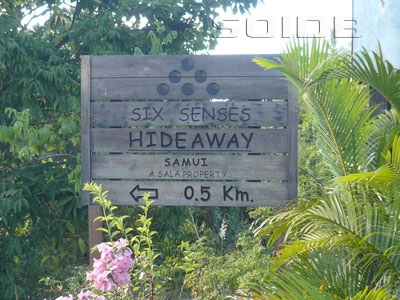 A photo of Six Senses Samui