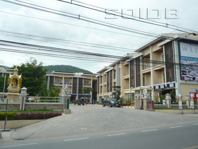A photo of Boonjumnong Modern Apartment