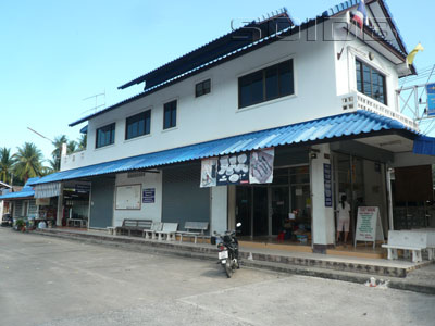 A photo of Koh Samui Bus Terminal