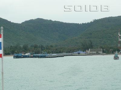 ภาพของ ท่าเรือ ซีทรานเฟอร์รี่ หน้าทอน (ใหม่)