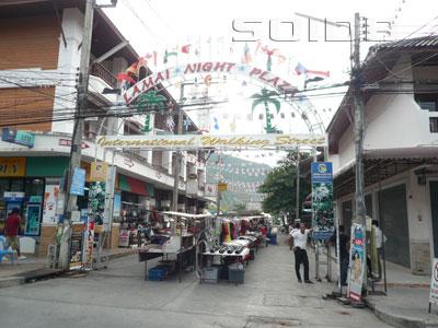A photo of Lamai Night Plaza