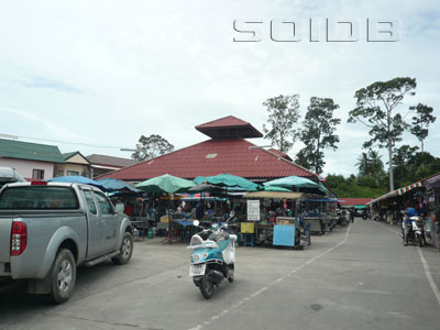 A photo of Lamai Market