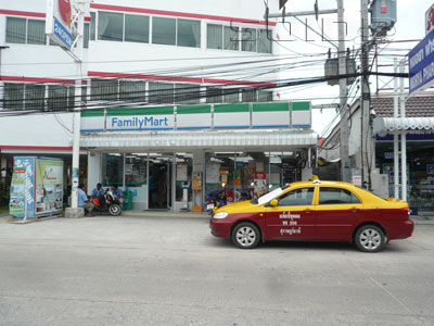 A photo of Family Mart - Chaweng 8