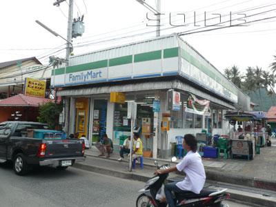 A photo of Family Mart - Lamai 2