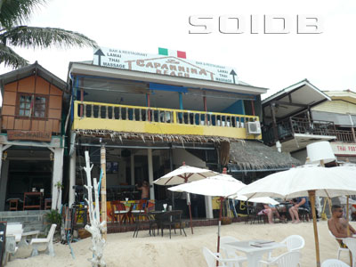A photo of La Capannina Beach