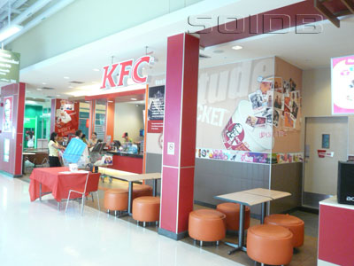A photo of KFC - Tesco Lotus Lamai