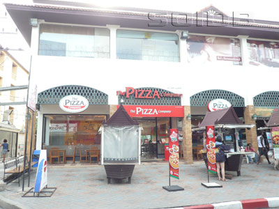 A photo of The Pizza Company - Living Plaza