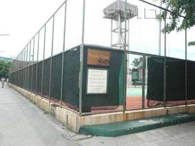 テニスコート-センタラの写真
