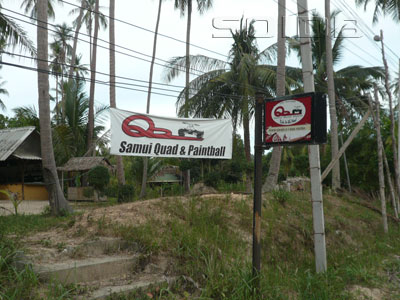 Samui Quod & Paintball