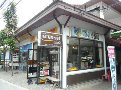 A photo of Internet Cafe - Lamai