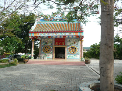 A photo of Chinese Shrine - Chaweng