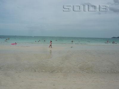 チャウエンビーチの写真