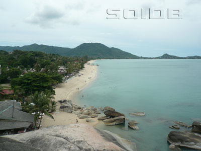 A photo of Ko Samui