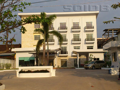 A photo of New Saen Sabai Hotel