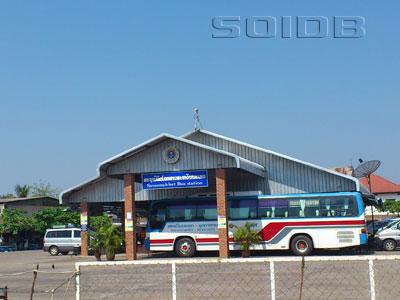 A photo of Bus Station Savanna Khet