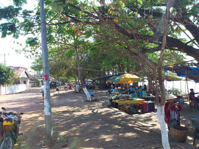 A photo of Food Village - Mekong Promenade