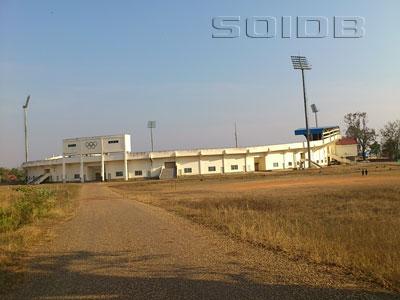 新スタジアムの写真