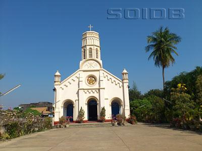 セントテレサ教会の写真