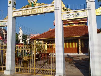 ภาพของ Chinese Temple - Phetsalath Road