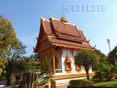 A photo of Wat Nonsavang
