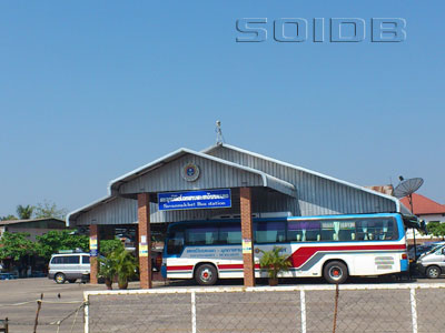 A photo of Around Savannakhet Bus Terminal